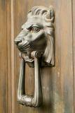 Door knocker at City Hall