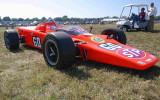 1968 Lotus 56 Indy Car (Turbine Engine)