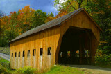 A Newly Built Privately-Owned Covered Bridge ...