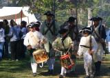 Colonial Drummer Boys
