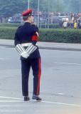 British Military Policeman