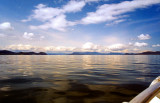 The San Juan Islands (near Vancouver, B.C.)