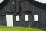 A Barn of a Different Color