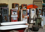 Need a bathtub ... how about an old gas pump???