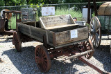 Only $895 for this old buckboard wagon ...