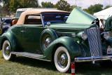 1936 Packard 120 Convertible (Straight 8)