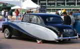 1956 Rolls Royce Silver Cloud Saloon