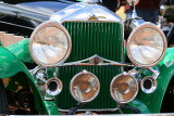 1930 Willys-Knight Plaidside Roadster