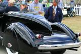 1936 V-12 Packard Bobtail Speedster