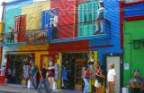 La Boca District