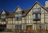 Shakespeare's Home in Stratford on Avon