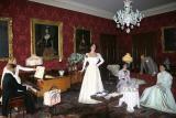 Warwick Castle Music Room