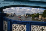 The Thames from The Tower Bridge