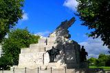 World War I Memorial near Hyde Park