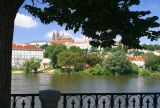 Along the banks of the Vltava River