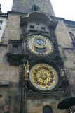 World famous Astronomical Clock