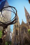 St Patrick's Cathedral. NYC