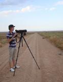 Semi-desert at Belchite (El Planeron)