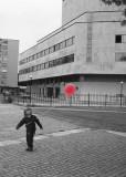 Red Baloon in Bulgaria