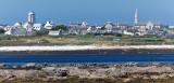 Ile de Molène en Bretagne