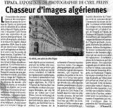 Article El Watan du 11 12 2005