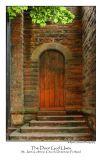The Door God Uses.jpg (Up to 20 x 30)