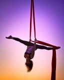 Silk ropes