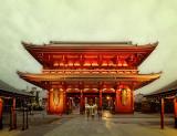 Asakusa Kanon temple