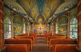 Saint Benedict Painted Church - Honaunau