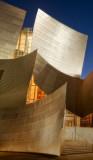 Disney Hall abstract IX