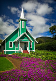 Church in Waimea (Ke Ola Mau Loa)