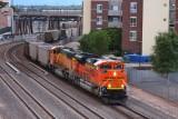 BNSF 9157 Denver CO 28 Sept 2008