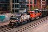 BNSF 9647 Denver CO 28 Sept 2008