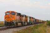 BNSF 6196 Waco NE 04 Oct 2008