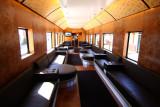 Spirit of Jasper Parlour Car Interior