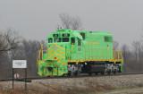 RRC 20 Pelzer IN 15 Mar 2008