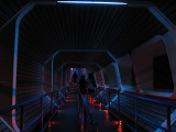 Space Mountain Star Tunnel