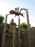 Giant Spider Jungle Gym