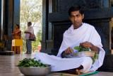 Acolyte at Sivagiri Mutt
