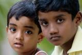 Haksar's Children Saifa & Afsin