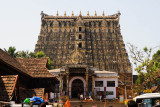 Sri Padmanabha Swamy Temple, Trivandrum