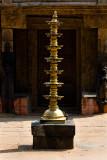 The Dwaja Stambham, Janardhana Swamy Temple
