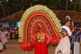 Hindu Festival Dancer, Varkala