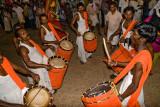 Hindu Festival Drummers, Varkala