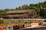 A Kathikali Pavilion, Sivagiri