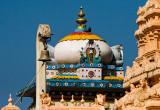 Hindu Temple Bell, Varkala