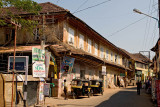 Street Scene #1, Kochi