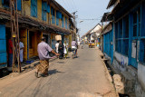 Street Scene #2, Kochi