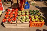Tomatoes, Limes, Lemons