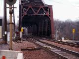 UP bridge over Mississippi at Clinton, Iowa, close up.jpg